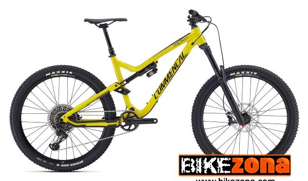 COMMENCAL META AM V4.2 RACE EAGLE YELLOW