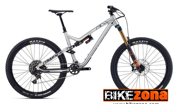 COMMENCAL META AM V4.2 FOX BRUSHED