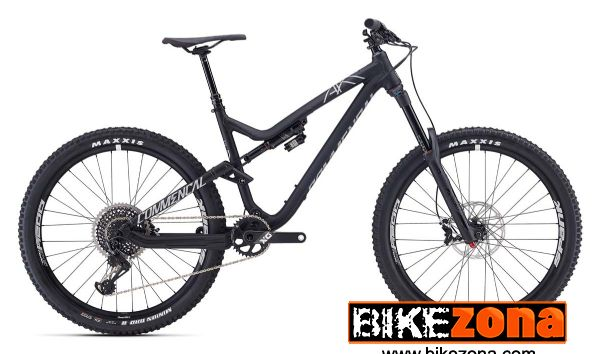 COMMENCAL META AM V4.2 WORLD CUP BLACK
