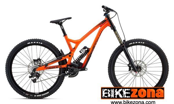 COMMENCAL SUPREME DH V4.2 ESSENTIAL ORANGE