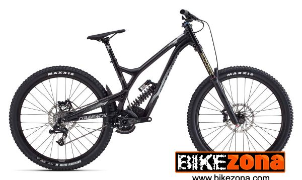COMMENCAL SUPREME DH V4.2 ESSENTIAL BLACK