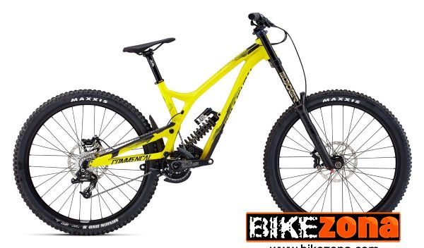 COMMENCAL SUPREME DH V4.2 ESSENTIAL YELLOW