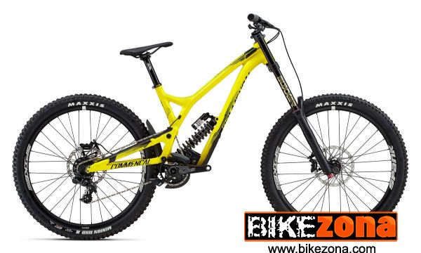 COMMENCAL SUPREME DH V4.2 RACE YELLOW