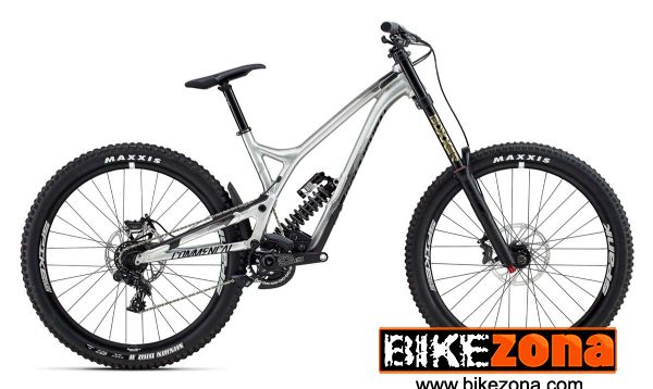 COMMENCAL SUPREME DH V4.2 WORLD CUP BRUSHED