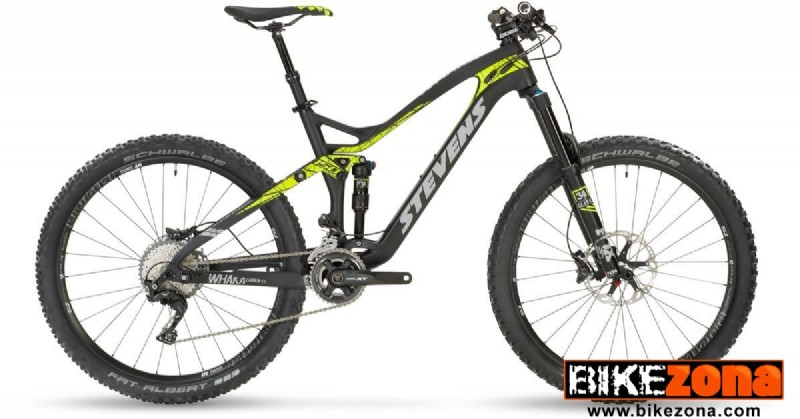 STEVENS ALL MTB WHAKA CARBON ES
