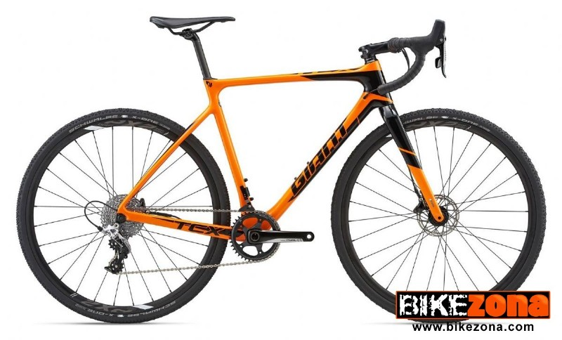 GIANT TCX ADVANCED PRO 2