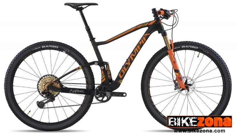 OLYMPIA F1 X RACE XX1E DISC REAXCION