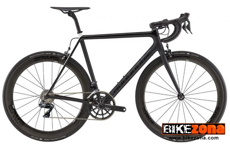 CANNONDALE SUPERSIX EVO BLACK INC.