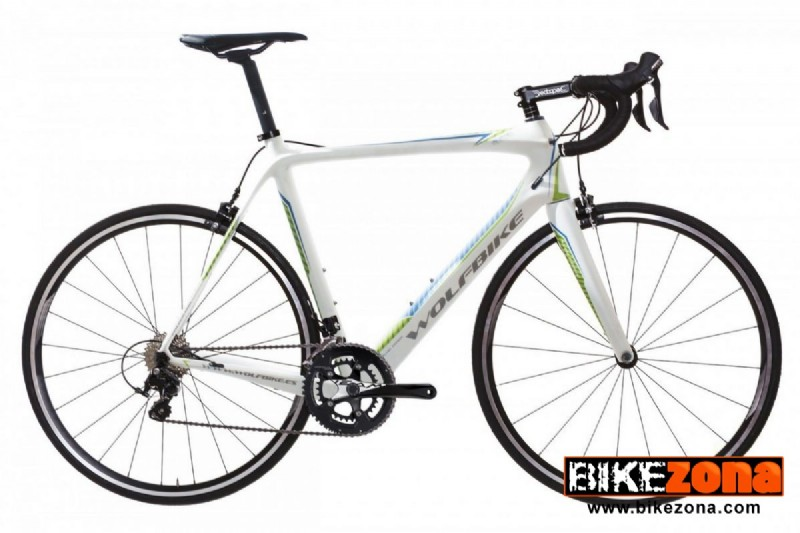 WOLFBIKE FASTER S3 11V NEW