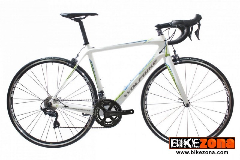 WOLFBIKE FASTER F3 M 11V NEW