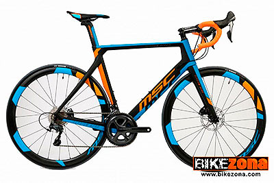 MSC ELYSIUM CARBON RR ORANGE/CYAN