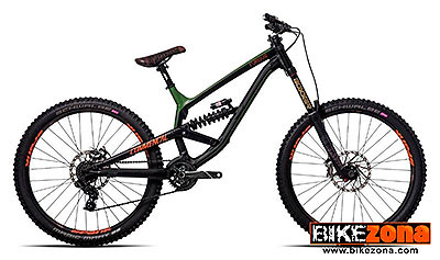COMMENCAL FURIOUS BRITISH COLUMBIA 650B