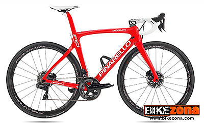 PINARELLO DOGMA F10 DISK RED ETAP /RACING