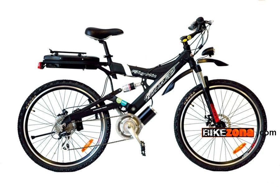 Bicicleta eléctrica Tonaro Bighit