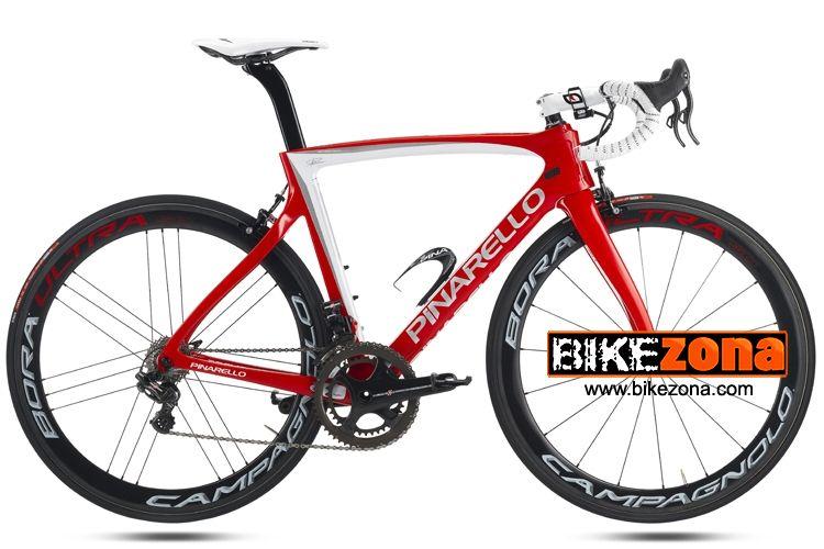 PINARELLO Dogma F8 950 - Naked Rojo - Bicis Sancho