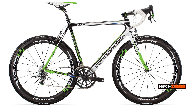 CANNONDALE SUPERSIX EVO HI-MOD TEAM (2014) Bicicletas CARRETERA ...