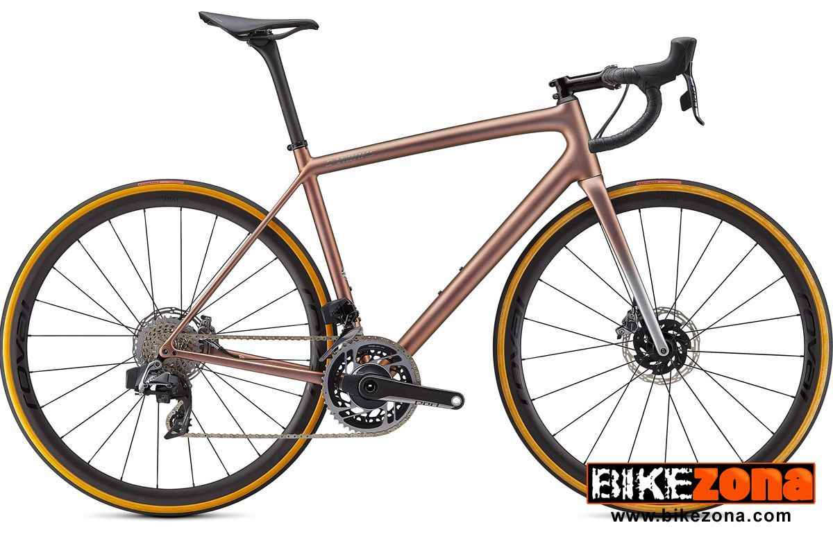 SPECIALIZEDS-WORKS AETHOS - SRAM RED (2021)