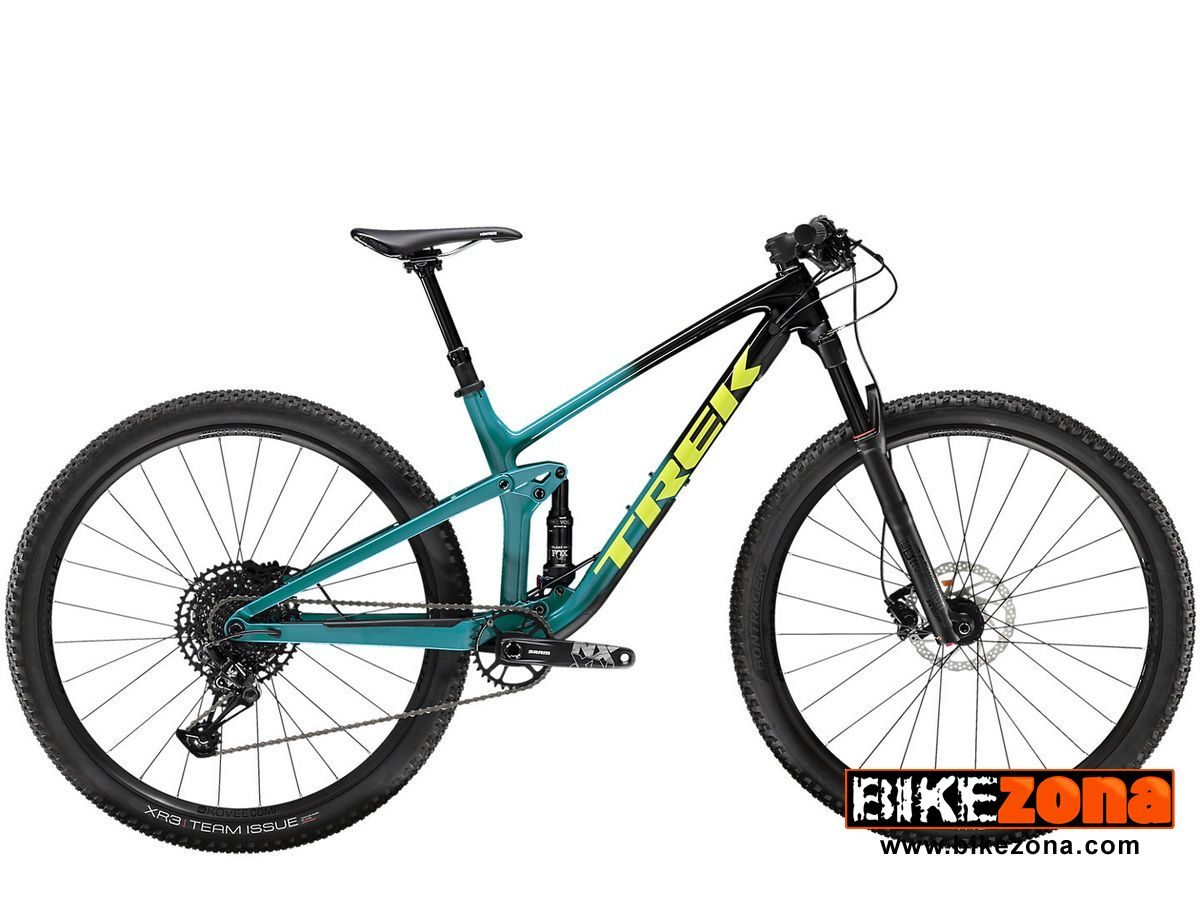 TREK TOP FUEL 9.7 (2020)