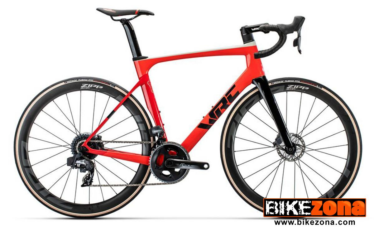 CONOR WRC VOLCANO DISC SRAM FORCE (2021)