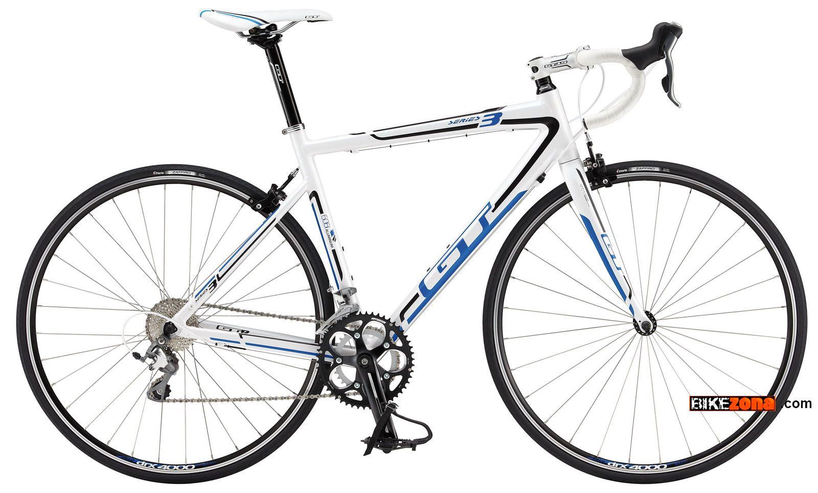 GT GTR SERIES 3 (2013) Bicicletas CARRETERA | Catalógo bicicletas en ...