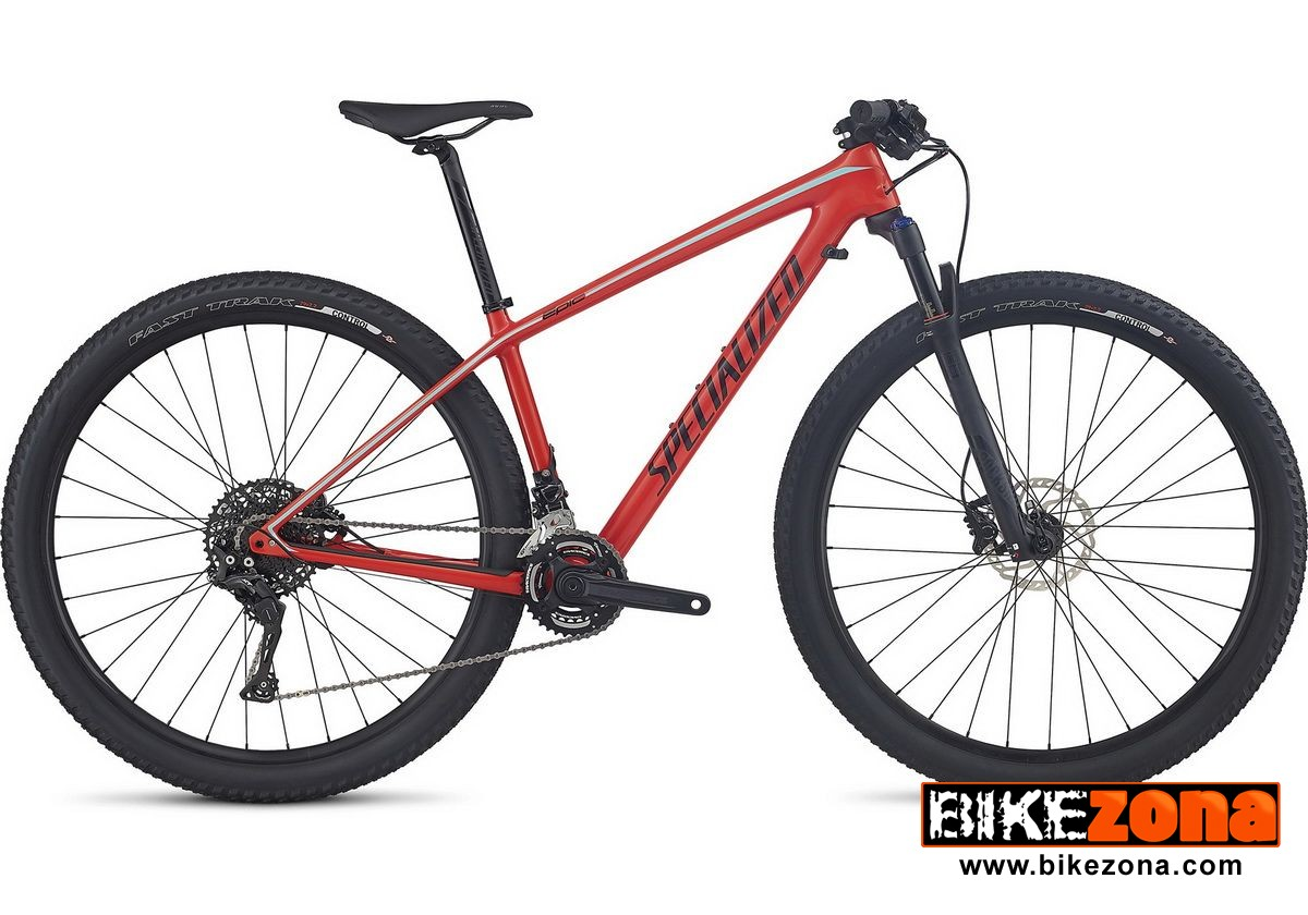 SPECIALIZED WOMEN S EPIC HT COMP CARBON (2017)