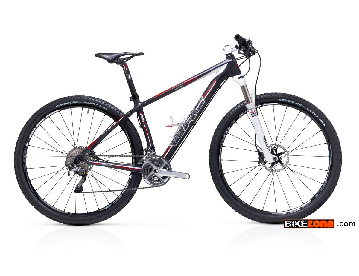 CONOR WRC RACING 29ER XTR SLX (2013)