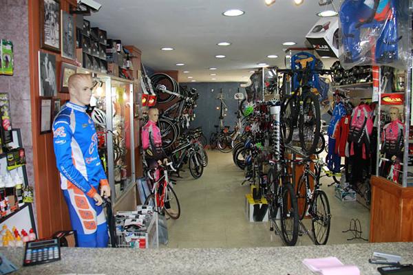 Bicicletas Camacho Salazar