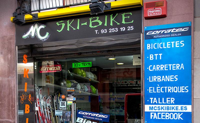 MC Ski-Bike